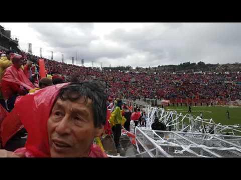 """""""LA HINCHADA DE CIENCIANO !!!"""" Barra: Fvria Roja • Club: Cienciano"""