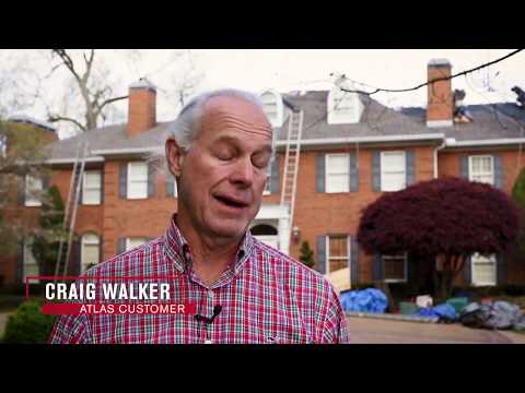 Homeowner Testimonial: Atlas Shingles Are Superior In Wind, Algae And Warranty Protection