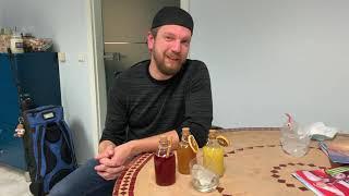 Video Die Rumbar fährt am Freitagabend Cocktails zum Kunden
