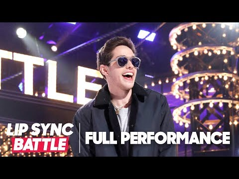 """Pete Davidson is Justin Bieber for """"One Time"""" 