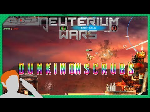 SNIPER RIFLE AND MISSILES. GET AT ME. | Deuterium Wars First 30 Review