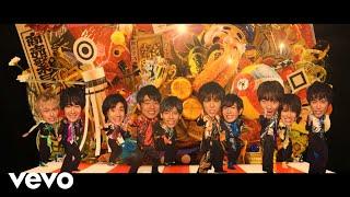 Gambar cover BOYS AND MEN - 「男気・夢・音頭」MV
