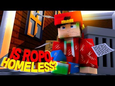 Minecraft Adventure - IS ROPO HOMELESS?