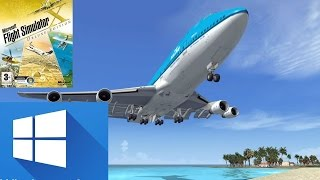 flight simulator x gold edition windows 10