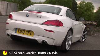 [Autocar] BMW Z4 35is - 90sec review