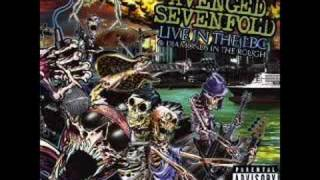 Avenged Sevenfold-The Fight [Diamonds In The Rough]