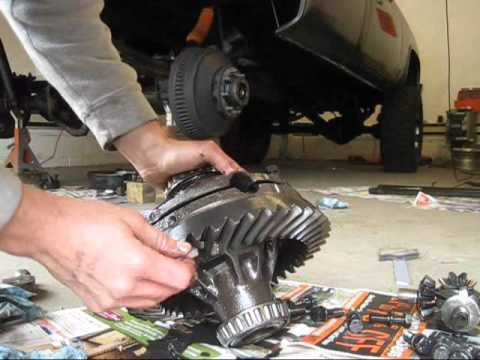 Installing A Powertrax Locker In A 14 Bolt Axle Mp3