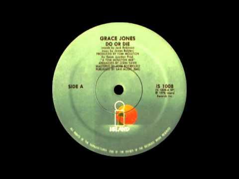 Grace Jones - Do or Die (Island Records 1978)