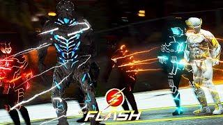 Savitar VS All Speedsters ! 1 VS 12 ! (GTA 5 Flash Mod)