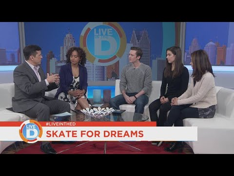 Live in the D: Skate for Dreams event
