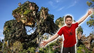 Ashton's SURPRISE  trip to Disneyworld!