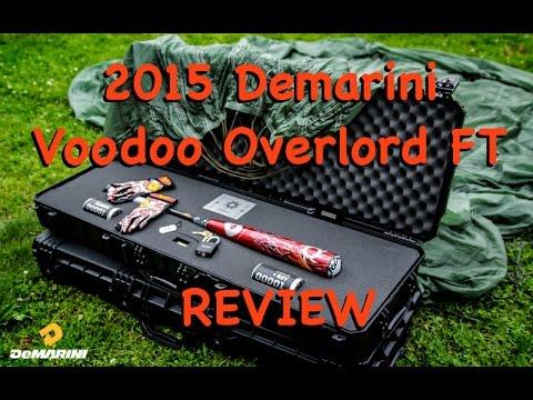 Review: 2015 Demarini Voodoo Overlord FT