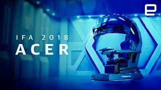 Acer at IFA 2018 in Under 9 Minutes