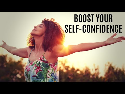 5 Secrets To BOOST Your Confidence How To Be More Confident TODAY!