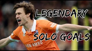 Legendary Solo Goals | Field Hockey