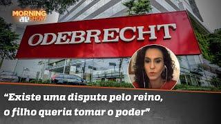 Malu Gaspar fala sobre a discussão de Marcelo e Emílio Odebrecht na cadeia | Morning Show