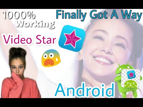 Videostar In Android Finally 'Just A Way'.