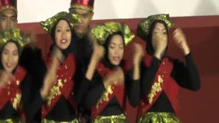 Gita Smanba Choir - Tari Indang.