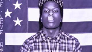 ASAP Rocky - Houston Old Head (Chopped & Screwed by Slim K)