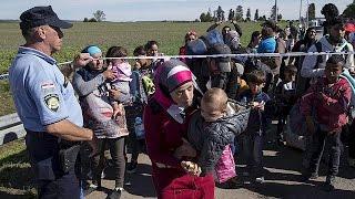 Хорватия и Словения закрывают свои границы из-за наплыва мигрантов