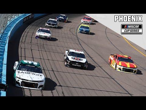 NASCAR キャンピング ワールド(フェニックス) レースフル動画