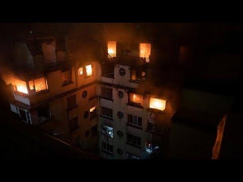 Παρίσι – πυρκαγιά: Ενδείξεις για εγκληματική ενέργεια