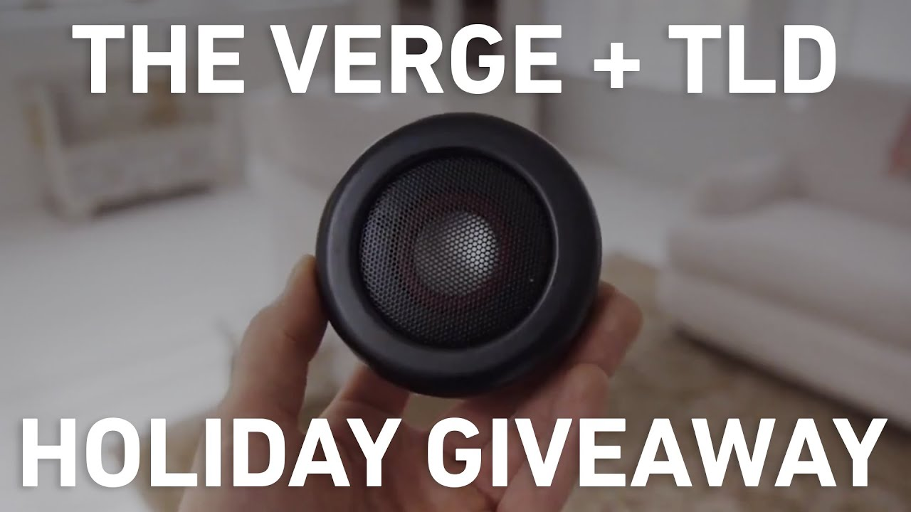 The Verge x TLD Holiday Giveaway thumbnail