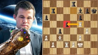 I'm Sorry, Little One | Carlsen vs Karjakin | Sinquefield Cup (2018)