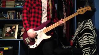 The Distillers - Seneca Falls Bass Cover
