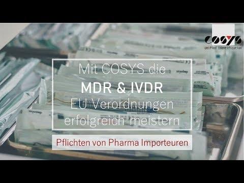Pflichten von Medizinprodukt Importeure nach der EU MDR Verordnung