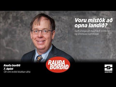 Rauða borðið: Voru mistök að opna landið?