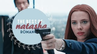 THE BEST OF MARVEL: Natasha Romanoff