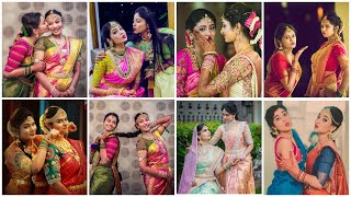 South Indian Wedding Outfit Ideas For The Bride And Her Sister
