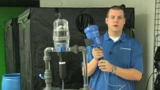 Dosatron Water Powered Doser - offered by Hawthorne Gardening Company