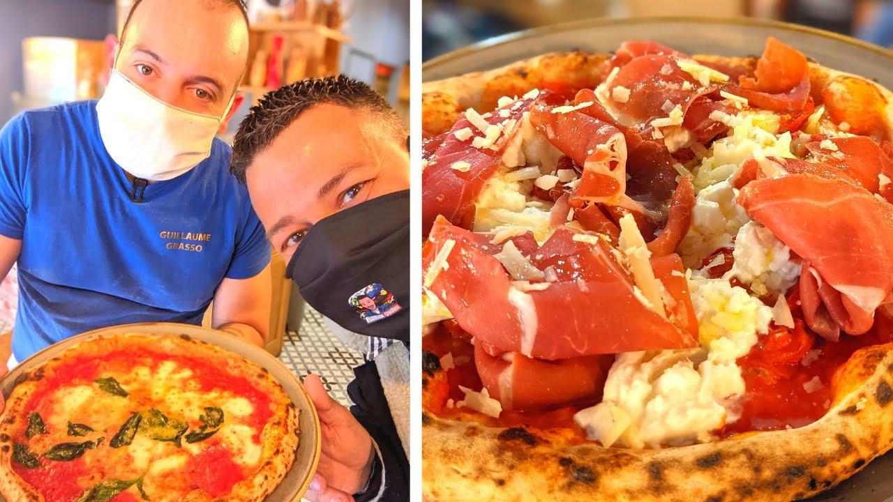 Les SECRETS de la VRAIE PIZZA NAPOLITAINE certifiée! - VLOG 1151