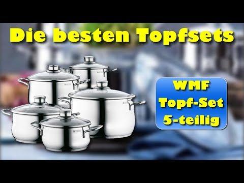 WMF Topf Set 5 teilig - Bestes 5 teiliges Topf Set 2018 / 2019 ?
