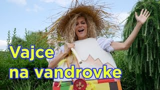 Smejko a Tanculienka - Vajce na vandrovke (rozprávka)