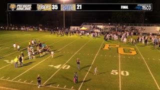 Prairie Grove (35) vs Shiloh (21) 2017