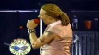 Skid Row, Axl Rose + Sebastian Bach Duo Inland Invasion