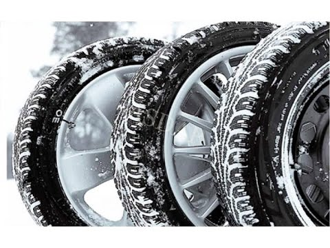 TOP 10 Best winter tires for 2015