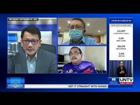 [UNTV]  UNTV: Get It Straight with Daniel Razon | October 7, 2020