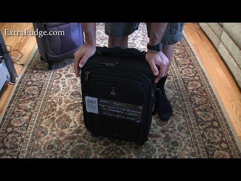 Travelpro Maxlite 4 International Carry-On Spinner Suitcase Review