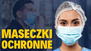 Hubert Czerniak TV – Czy MASECZKI chronią przed INFEKCJĄ? Czy zakładać rękawiczki? Lekarz wyjaśnia!