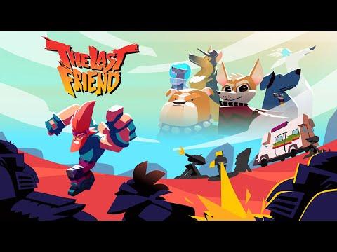 The Last Friend - Reveal Trailer thumbnail