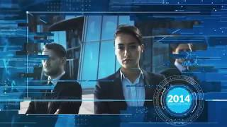 Hi Tech Corporate Timeline After Effects Template