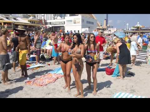 My 6.15 2013 Atlantic City, NJ Jimmy Buffet concert on the beach experience.