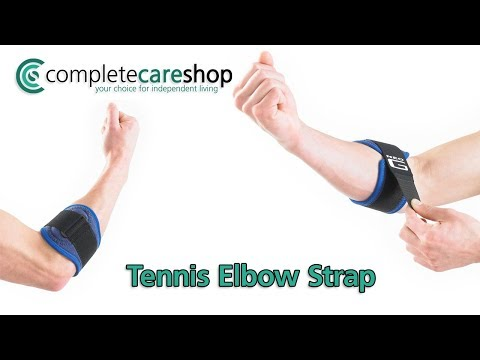 Provides Dynamic Compression And Support To The Forearm Muscles