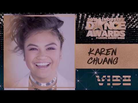 Karen Chuang - Favorite Convention Teacher - 2018 Industry Dance Awards