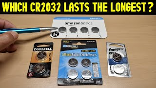 Can Amazon Basics CR2032 Battery Beat Energizer or Duracell? I Have The Answer!
