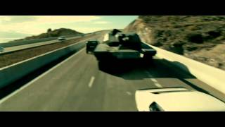 Форсаж (The Fast and the Furious), Форсаж 6: Погоня за танком [HD]